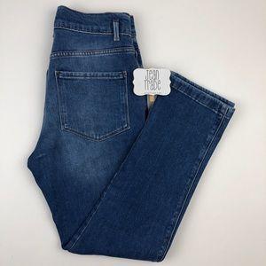 Frame Denim Le Slender Straight Leg Jeans